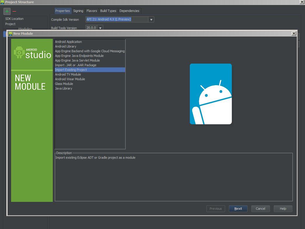 How to Setup Andengine with Android Studio – MakeTheGame